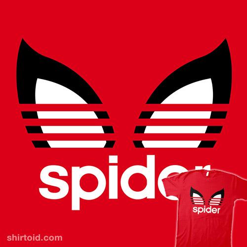 Spider – P