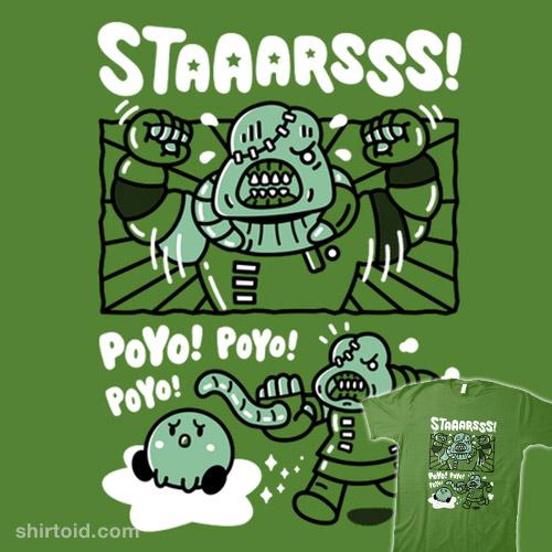 Staaarsss! Green version