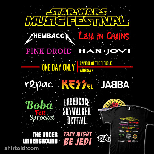 Star Wars Music Festival