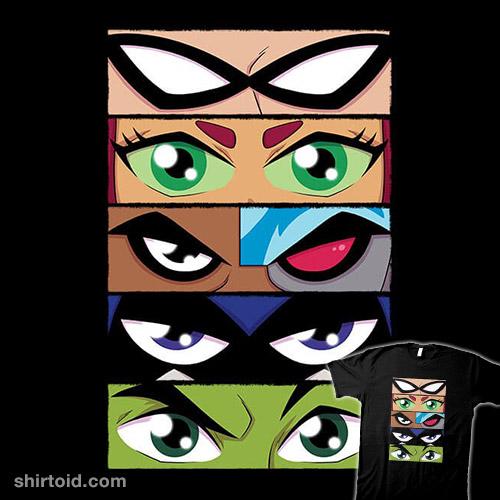 Teen Titans OG