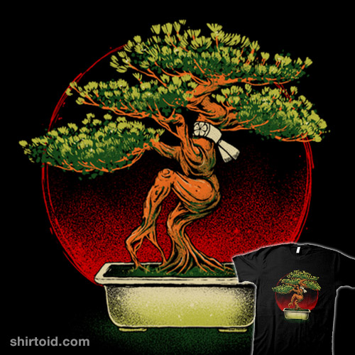 The Karate Bonsai