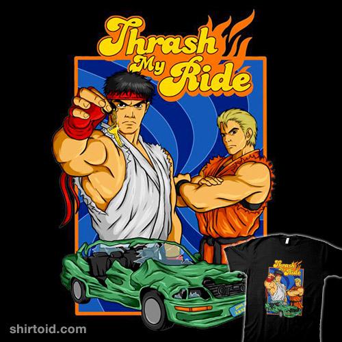 Thrash My Ride