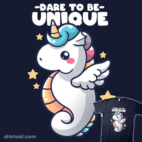 Unique Seahorse