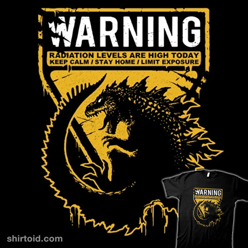 Warning: Radiation