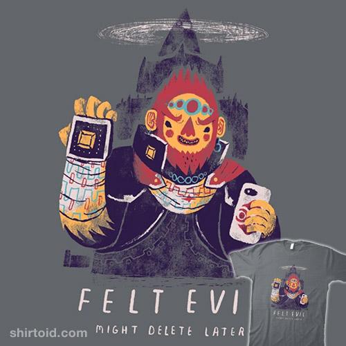 felt evil, might delete later