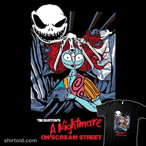 A Nightmare On Scream Street
