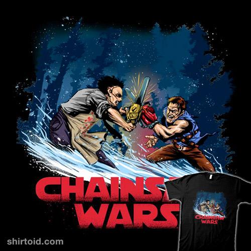 Chainsaw Wars