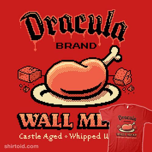 Dracula Brand Wall Meat