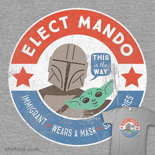 Elect Mando