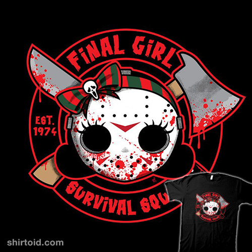 Final Girl Survival Squad