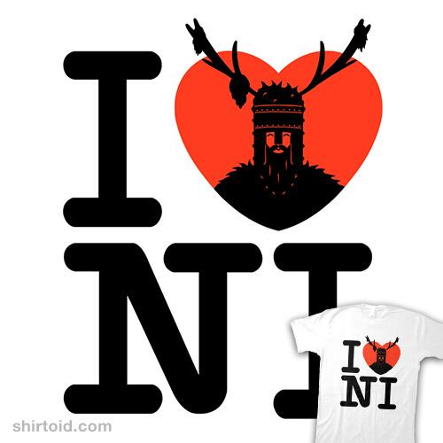 I Love Ni!