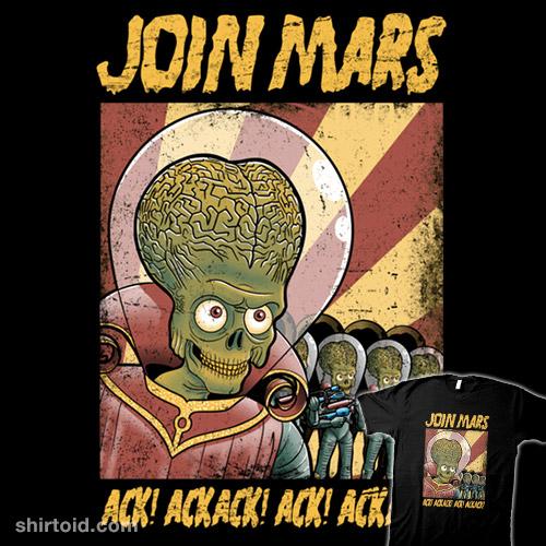 Join Mars