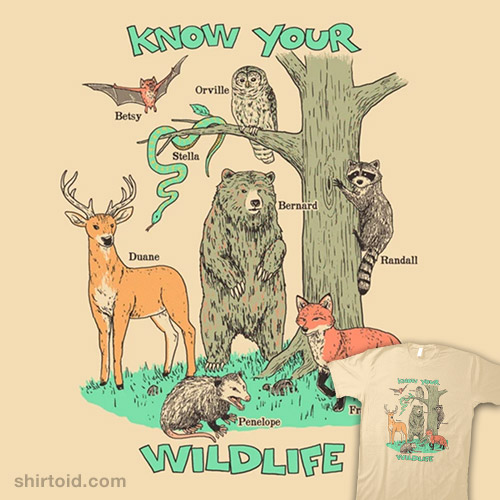 Know Your Wildlife