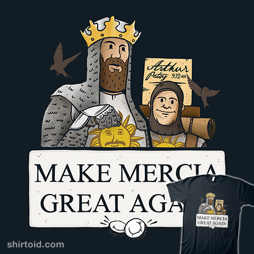 Make Mercia Great Again