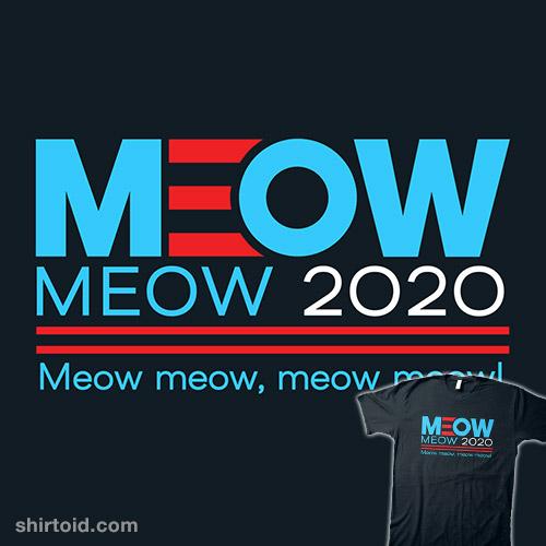 Meow Meow 2020