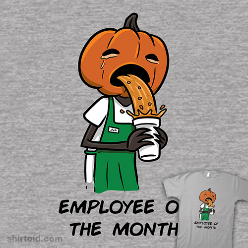 October's Employee of the Month