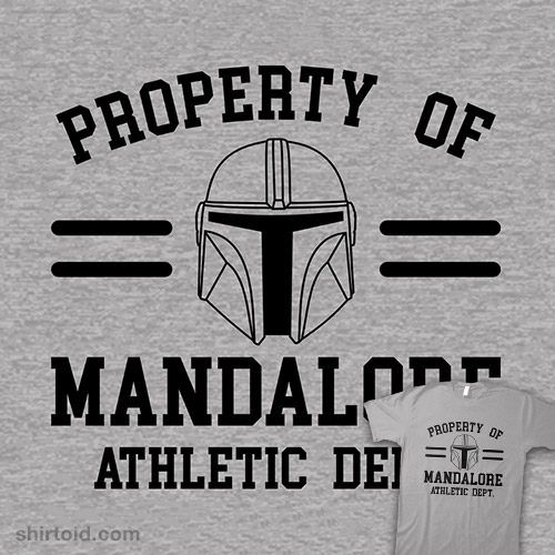 Property of Mandalore