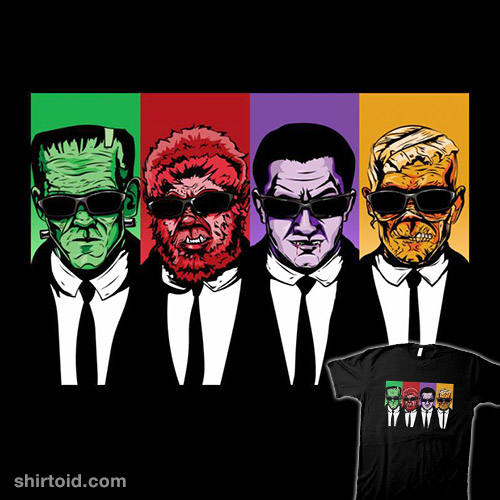 Reservoir Monsters