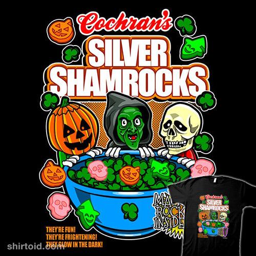 Silver Shamrocks