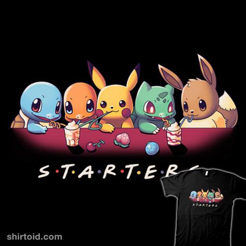 Starter Friends