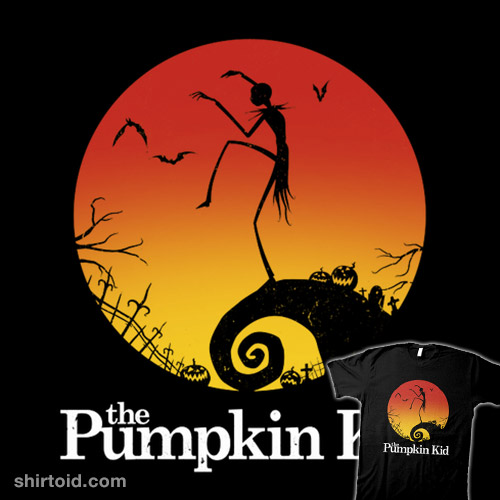 The Pumpkin Kid