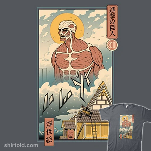 Titan In Edo