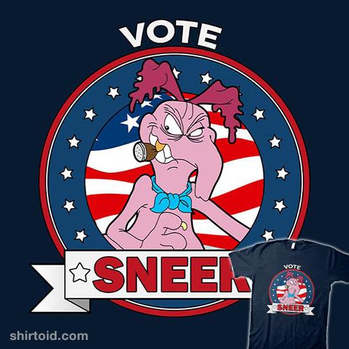 Vote Sneer