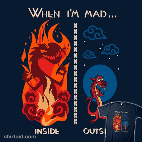 When I'm Mad