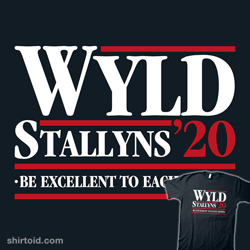 Wyld Stallyns '20