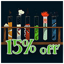 SALE: Save 15% on Muppet Science by DeepSpaceStore