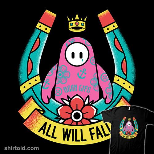All Will Fall