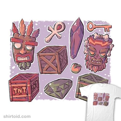 Bandicoot Icons