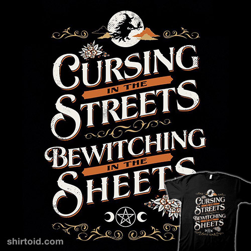 Cursing and Bewitching