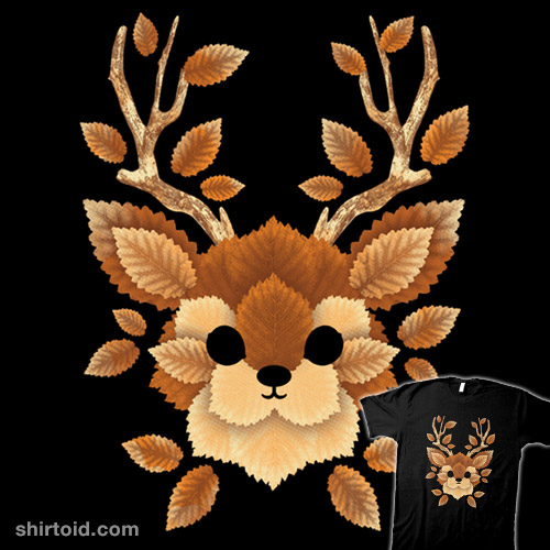 Deer of Leaves