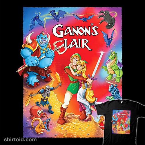 Ganon's Lair