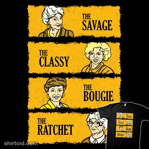 Golden Savages