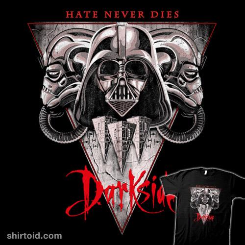HATE NEVER DIES