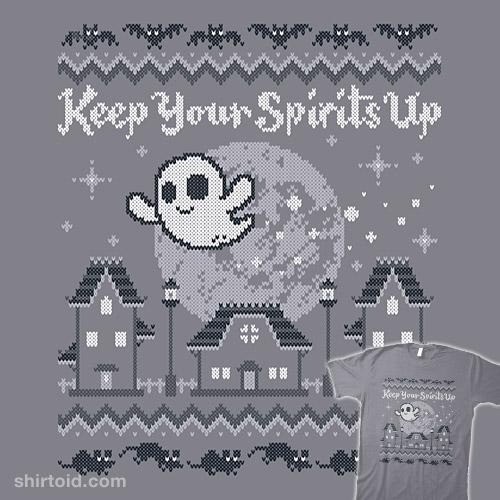 Halloween Spirit Sweater