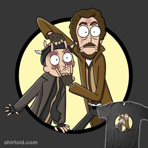 Harry & Marv