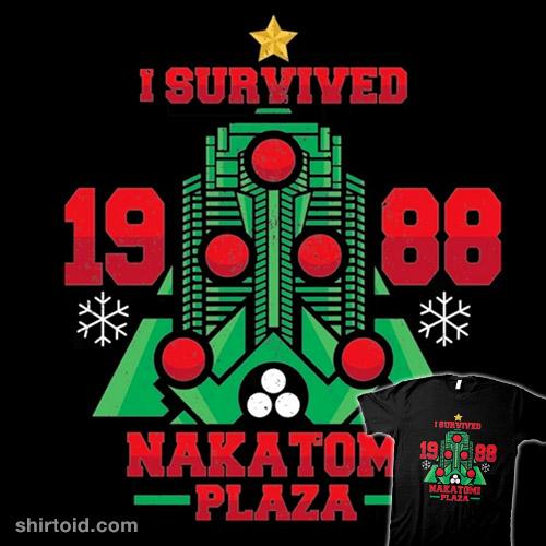 I Survived the Nakatomi Plaza