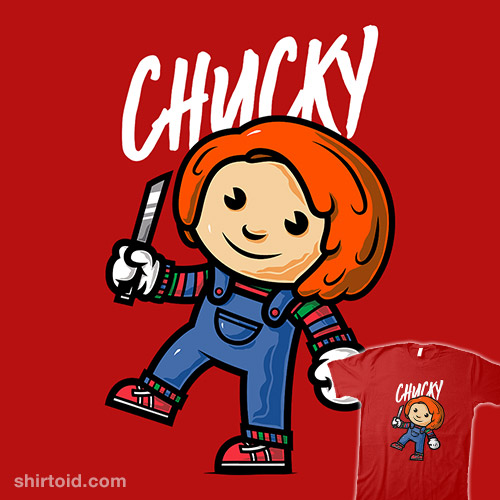 It's Chucky