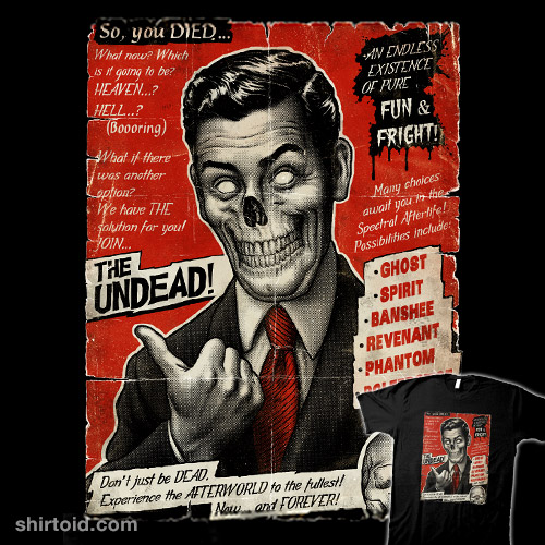 Join the Undead