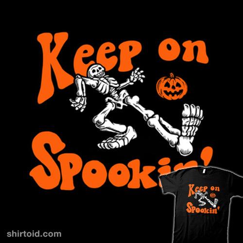 Keep On Spookin'
