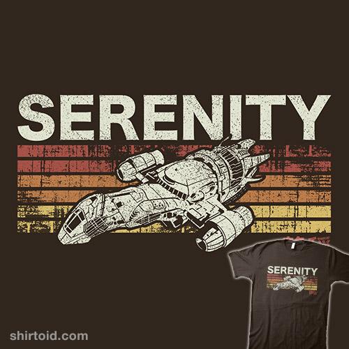 Retro Serenity