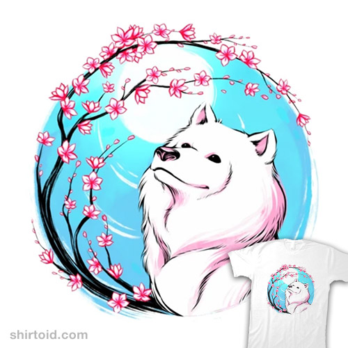 Samoyed Sakura