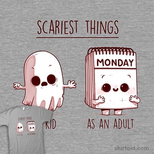 Scariest Things