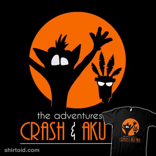 The Adventures of Crash & Aku Aku
