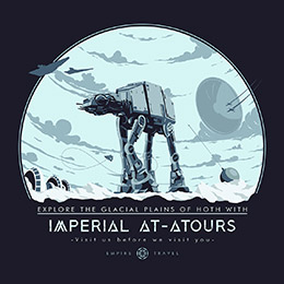 SALE: Save 20% on Imperial Tours by DeepSpaceStore