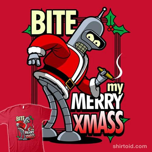 Bite my Merry XmASS