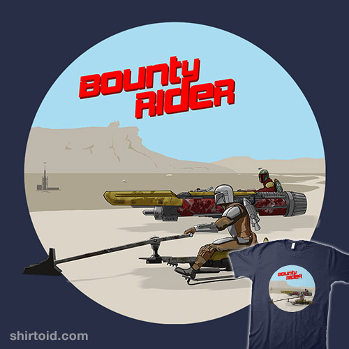 Bounty Rider